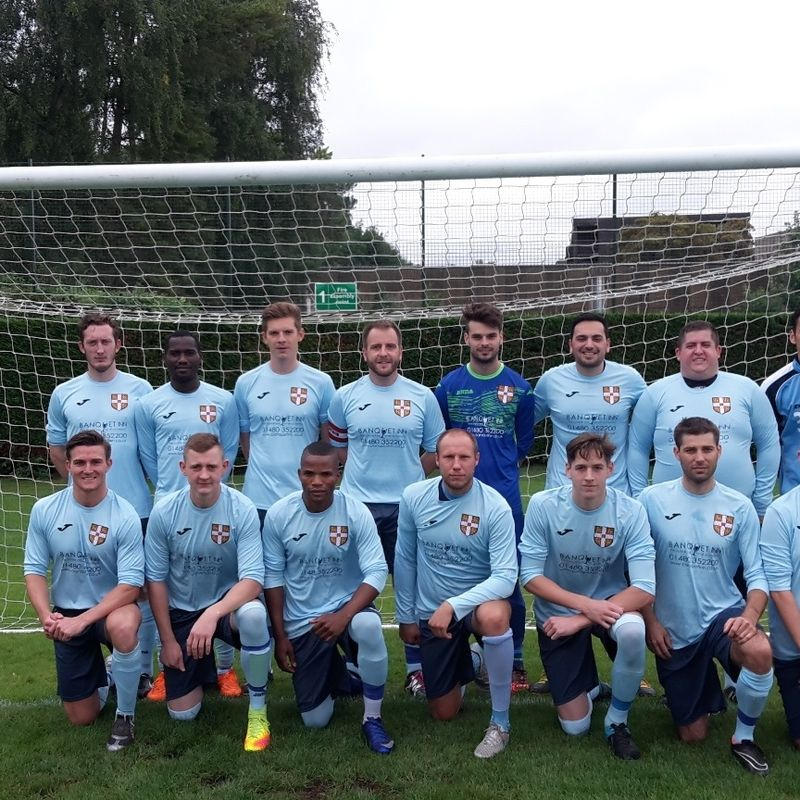Reserves team beat Great Chishill 3 - 2