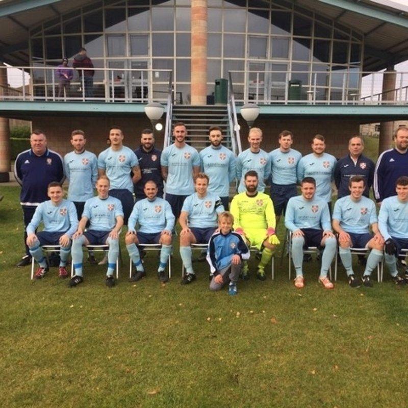 1st team beat Great Shelford 6 - 1