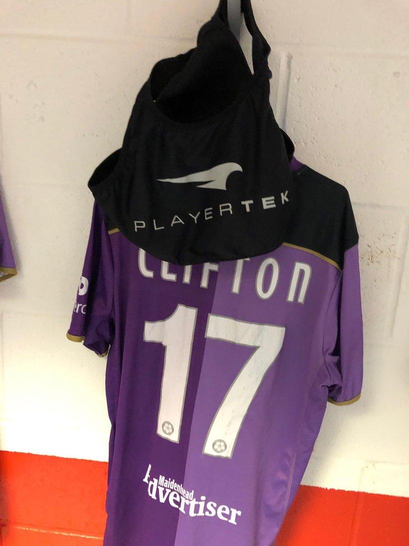 Playertek partnership plays part - News - Maidenhead United