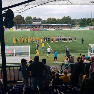Match Report | Maidenhead have the travel bug