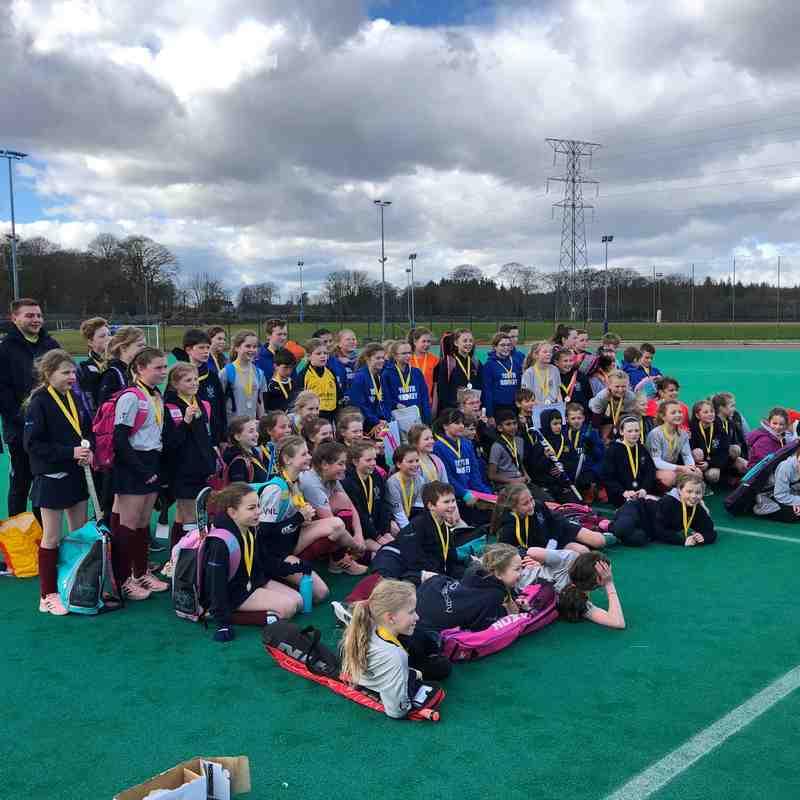 U12 Tournament Countesswells - 24 March 2019