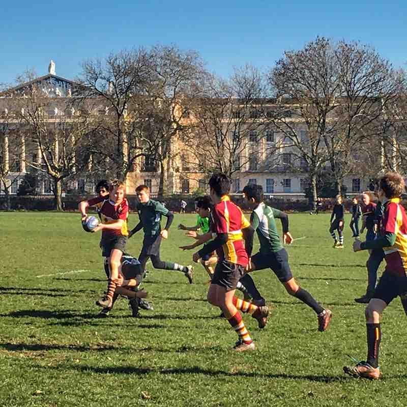 u14 vs Regent's Park