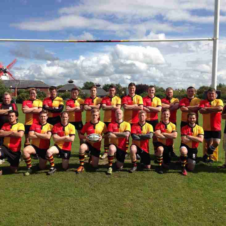 TCRUFC vs North Manchester RUFC Match Report