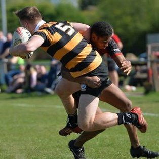 Coventry Dragons 40 - 32 Bedford Tigers