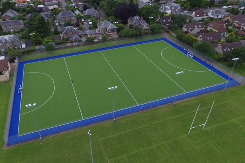 JustGiving - Crawley Hockey Club - Hazelwick School - Pitch Partners 2018