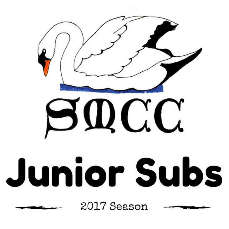 Junior Registration &amp; Subs for 2017<