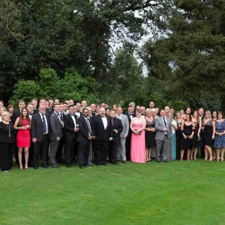 Oval Ball Awards Evening Great Success.