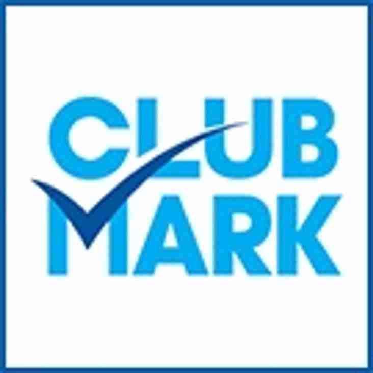 Clubmark awarded to Club