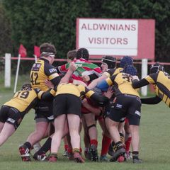 Warrington vs Orrell final