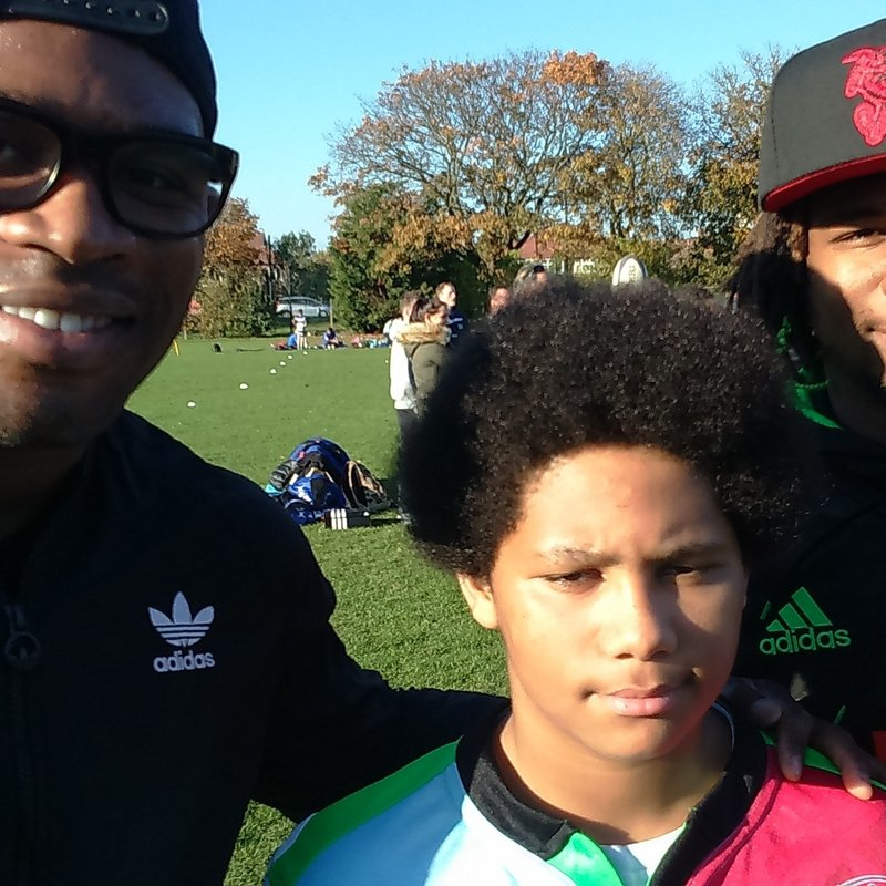 Urban Rugby Squad with Ugo Monye | The Supporters Club