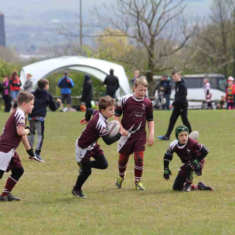 2017 Rochdale Tournament - Rossendale U9 v Leigh