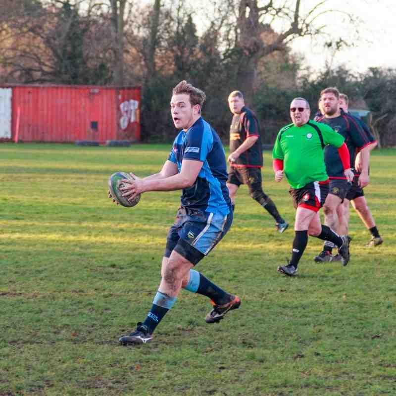 Rochford III vs Eton Manor IV