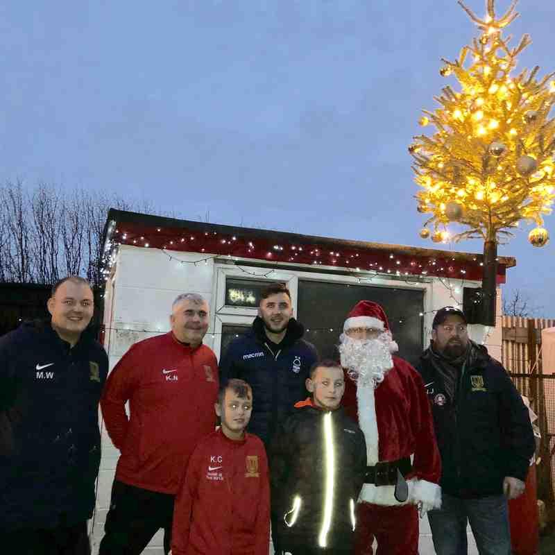 Teversal FC Christmas Market 16th December 2018 (Album 5)