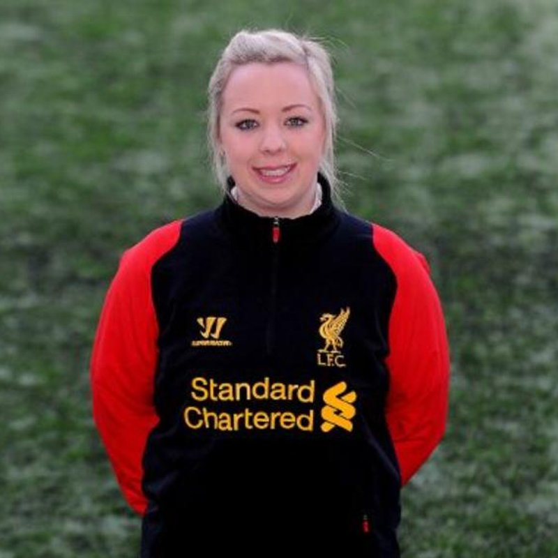 Kirsty joins backroom staff