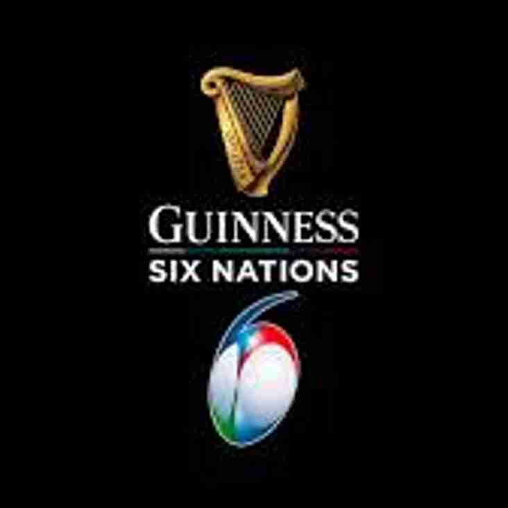 Six Nations Tickets 2020 - Ticket Application