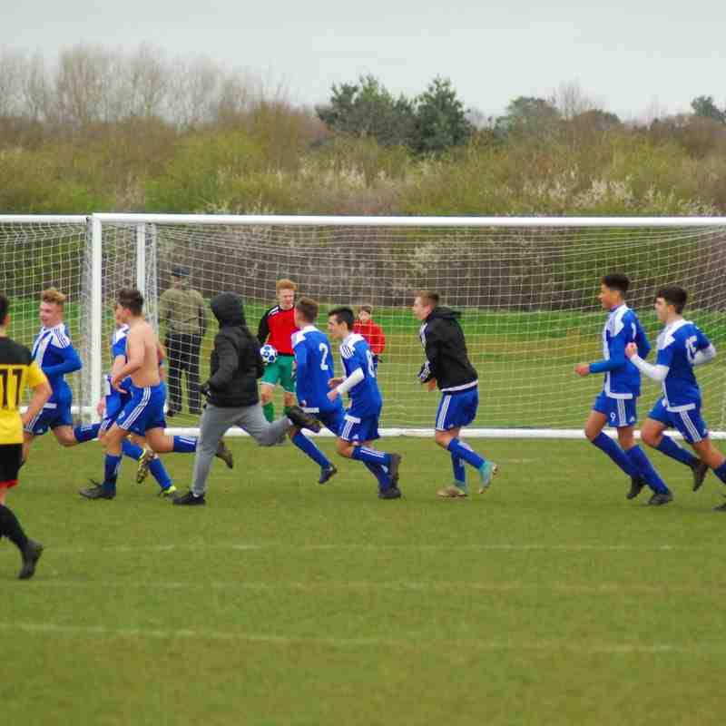 Semi final against Kiddy