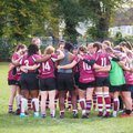 Ladies 1st XV beat Ashford Ladies 0 - 66