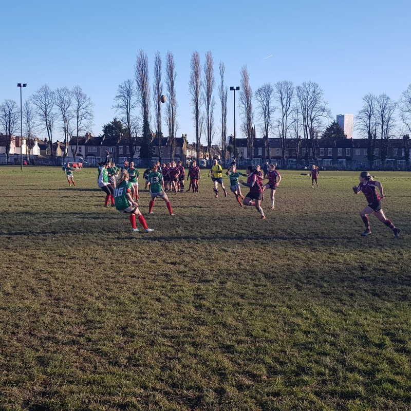 Match report: SCRFC Ladies vs Battersea Ironsides