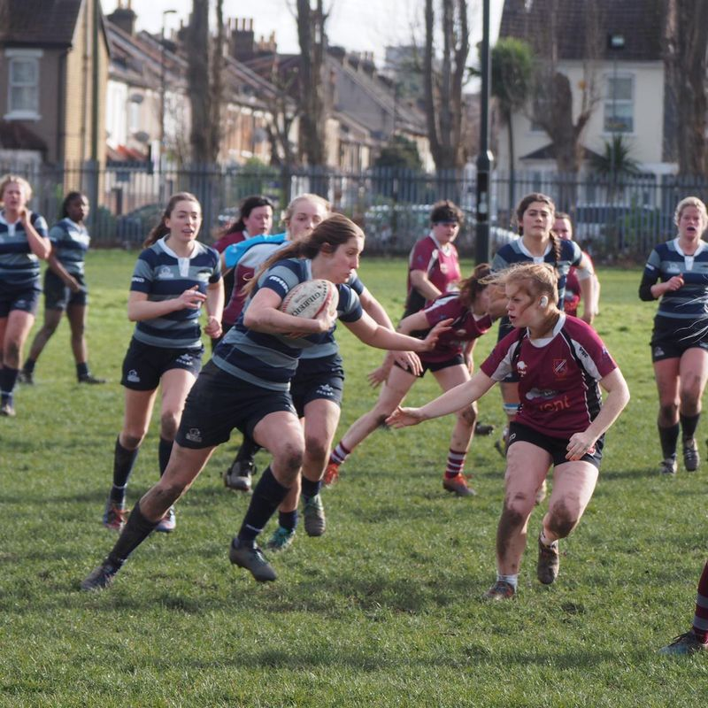 Match report: SCRFC Ladies Dev XV vs Oxford University Panthers