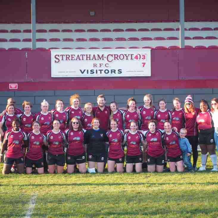 Match report: SCRFC Ladies vs Millwall Venus