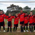 Under 12s beat Thatcham Tornadoes Stripes 3 - 0
