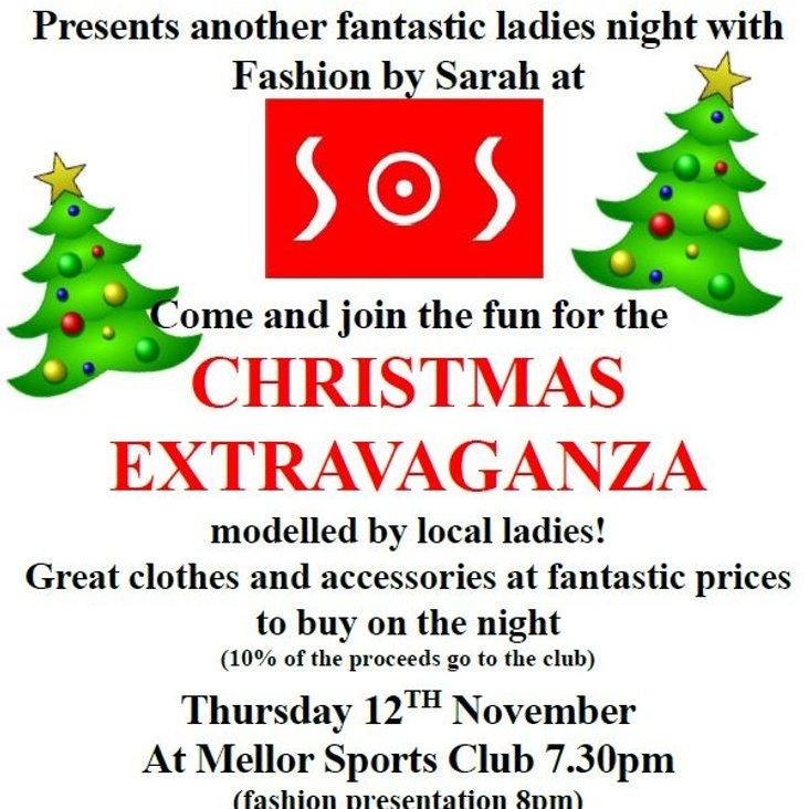 &#039;Boutique Evening - Christmas Extravaganza&#039; <