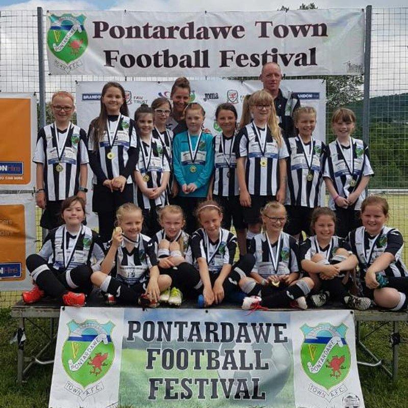 Pontardawe Town Football Festival 2019