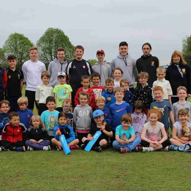 Last 'Mini Wickets' coaching of 2016