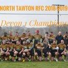 North Tawton finish league season on a high!