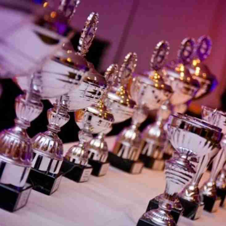 Adult Section & U19 End of Season Awards Dinners