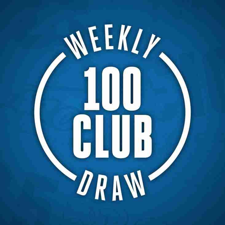 The Weekly Draw Winners 2018-19