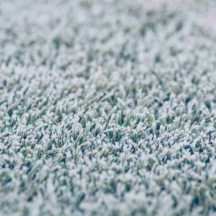 GAME OFF | Today's match has been called off