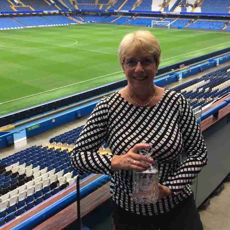 Chairman Anne Barker to step down at the end of the season