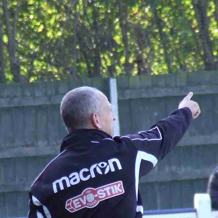 MANAGER NOTES | Thoughts ahead of today's match against Glossop