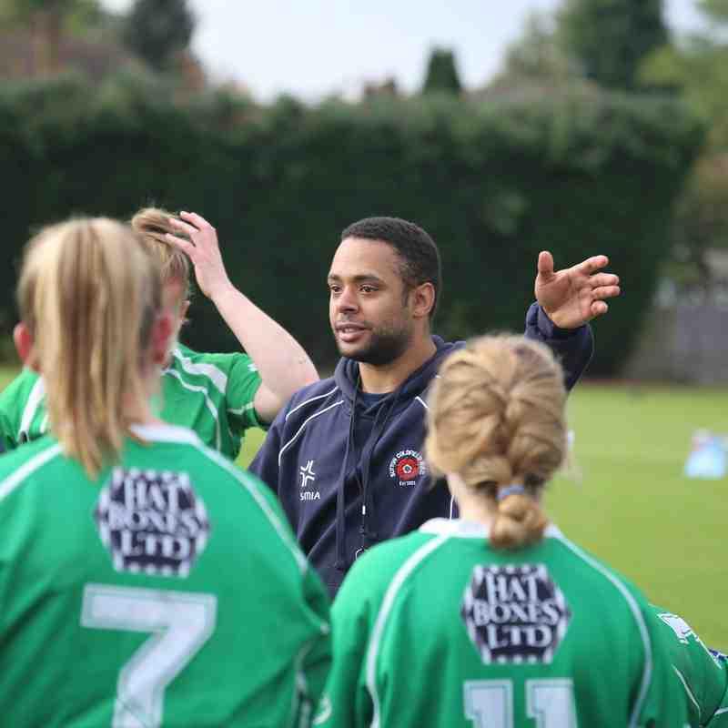 Sutton Women vs Aston 08/10/17