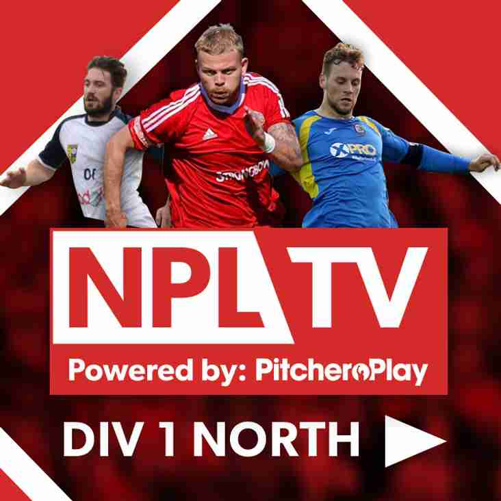 All the Week 37 Division One North goals with NPLTV