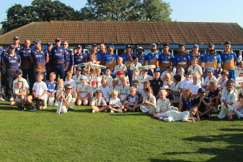 Upminster CC v Essex CCC XI – Sunday 8th September