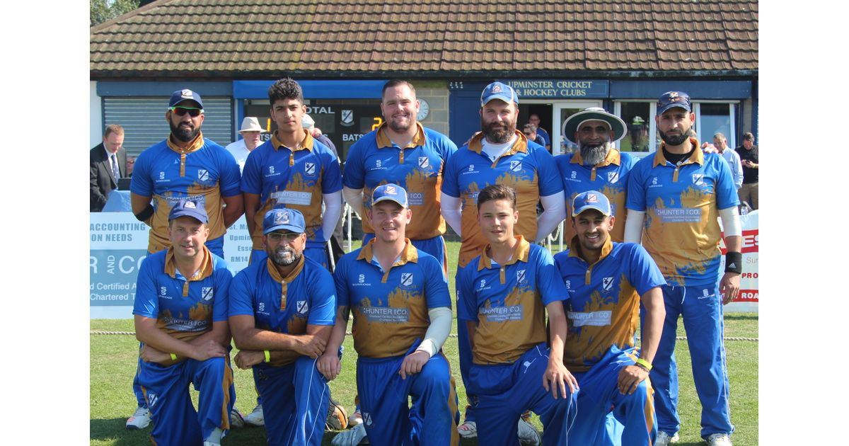 Brentwood Cricket Club vs  Upminster Cricket Club - 14 April