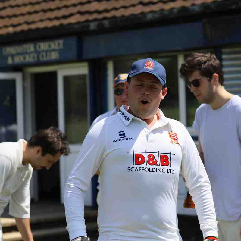 Anniversary Match vs Ingatestone and Fryerning