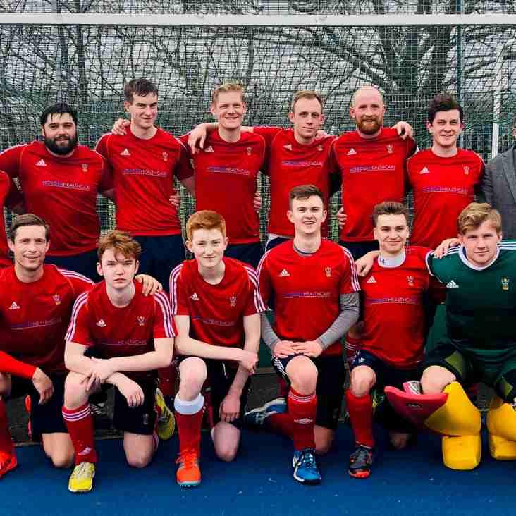 Men's 2nd XI secure promotion!