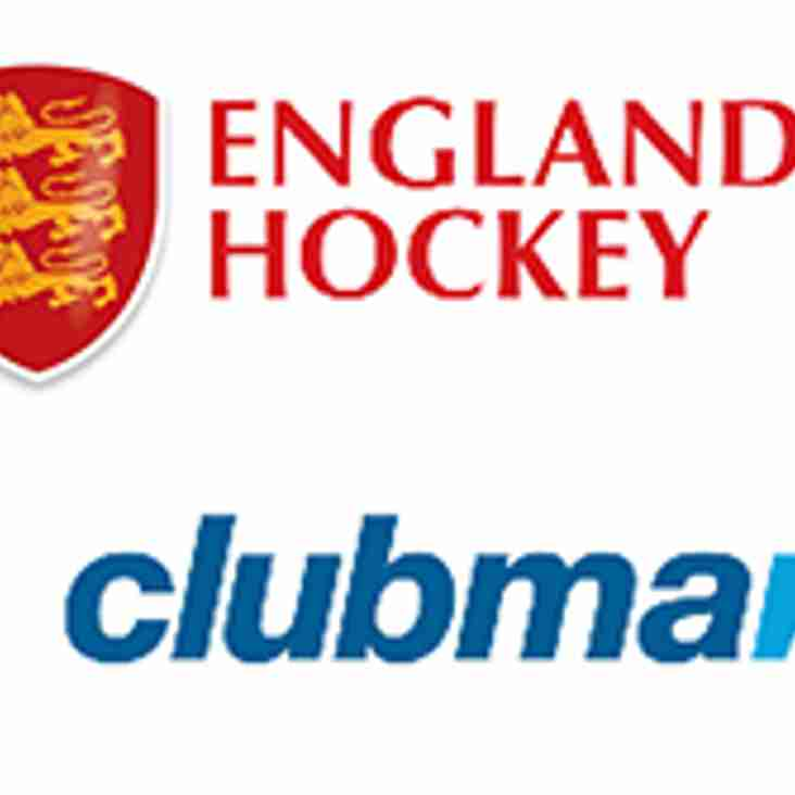 TWHC Awarded England Hockey Clubmark