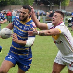 Latchford Home - Warrington Cup 2019