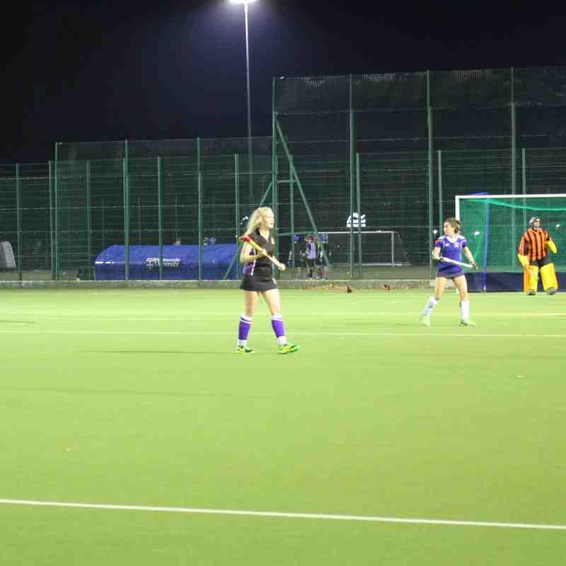 Newcastle Uni (1)v (2) North Shields
