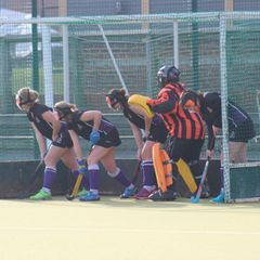 North Shields Ladies v Newcastle Uni 3s - 23.2.19