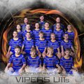 Under 11 Vipers lose to Leigh Miners Rangers 40 - 30