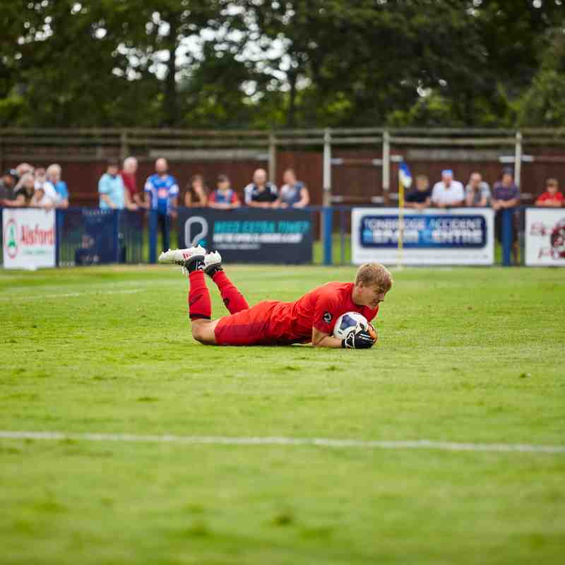 Tonbridge Angels 1 - 2 Dulwich Hamlet 03/08/19