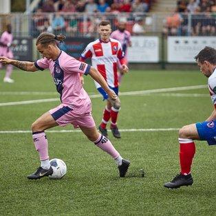 Dorking Wanderers 0-0 Dulwich Hamlet