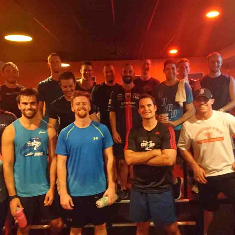 Orangetheory Fitness training Sessions