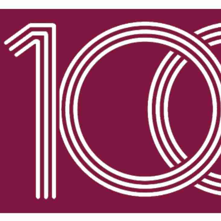 100 Club - August Winners