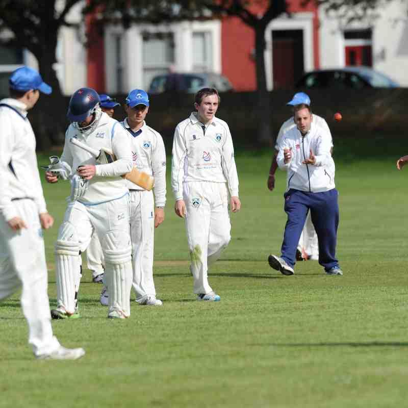 GCC 1s Win at MDAFS (2015)